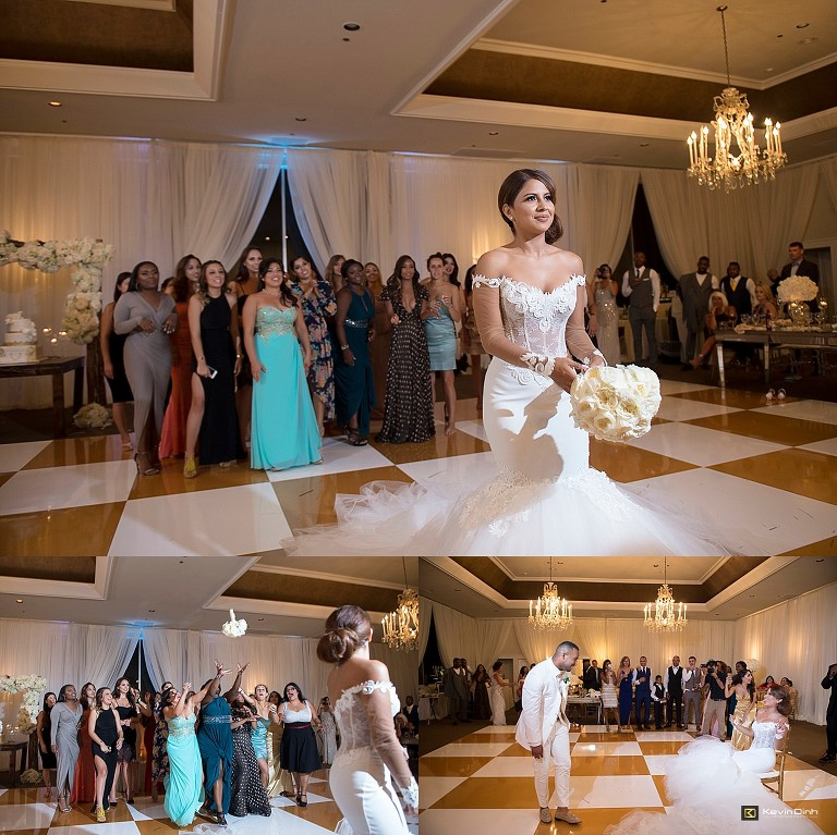 The Castaway Restaurant Wedding